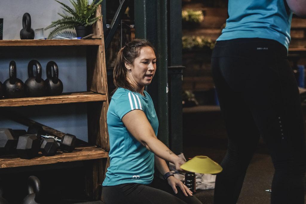 Fitness Training Mariana Deppen