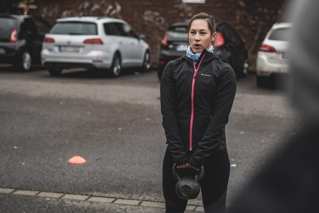 Personal Training bei Mariana Deppen aus Heidelberg