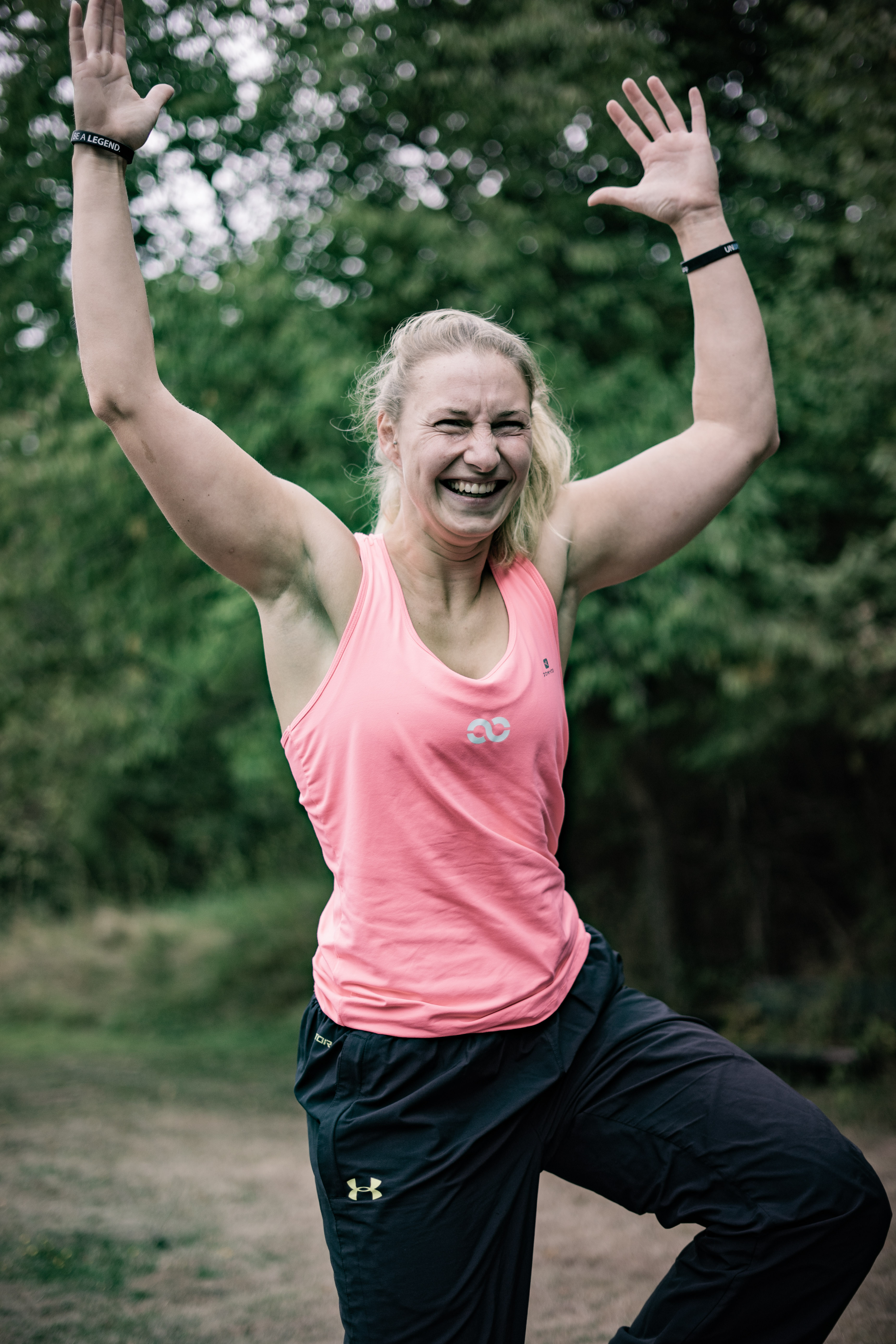 Personal Training in München bei Anja Rinne