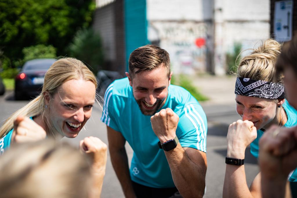 Personal Fitness Training Cornelia Budzier Aachen