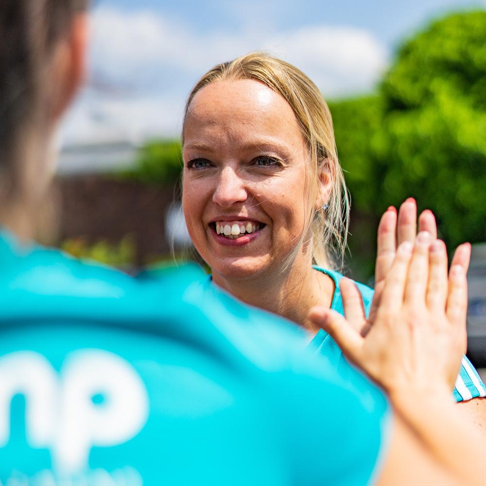 Personal Trainer Cornelia Budzier