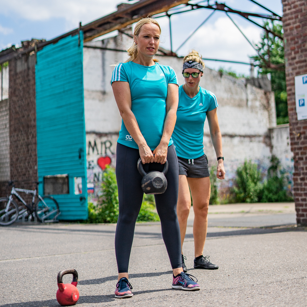 Outdoor Fitness Coaching Cornelia Budzier Aaachen