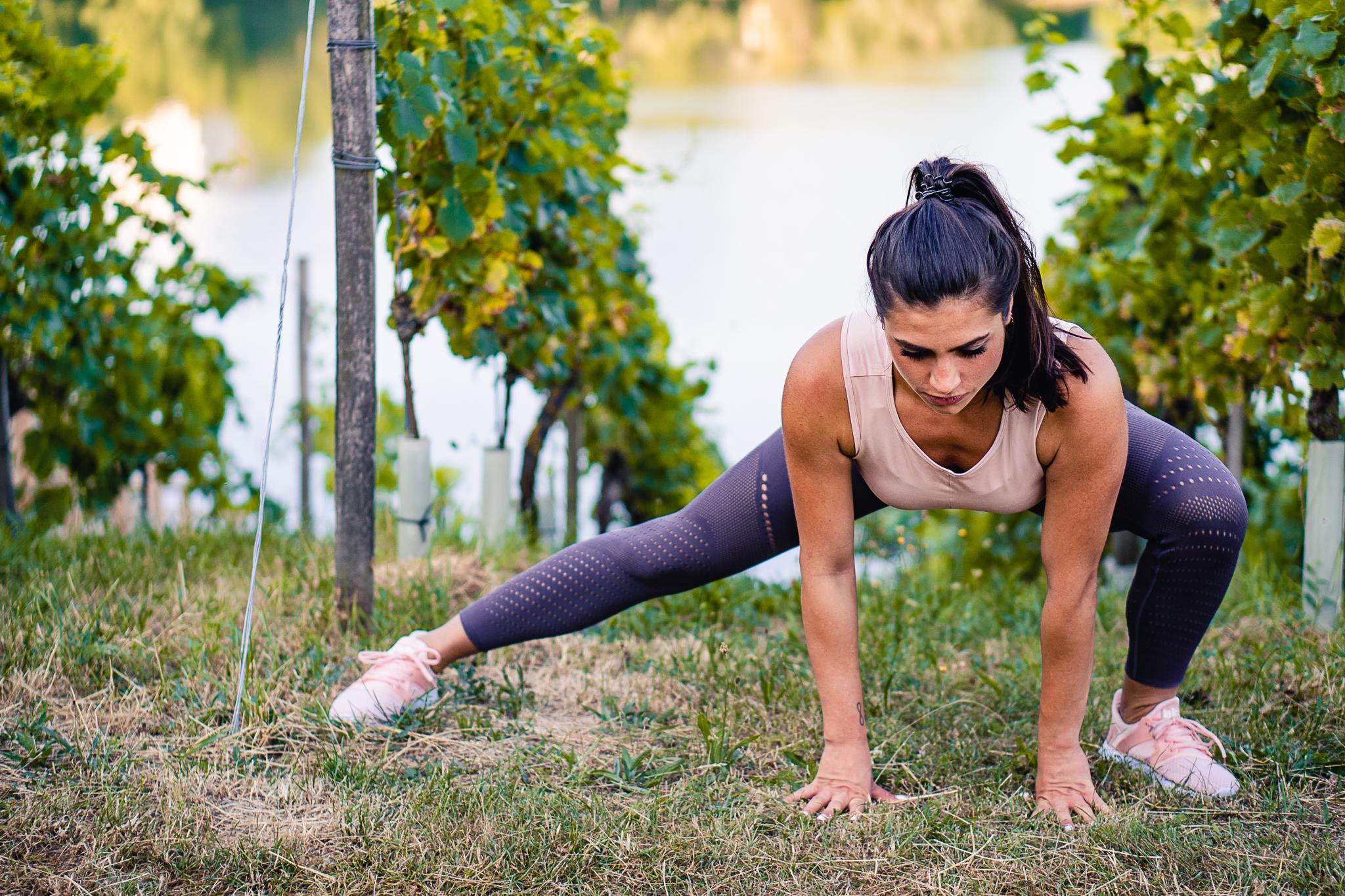 Fitness Coaching Franziska Kretzschmar