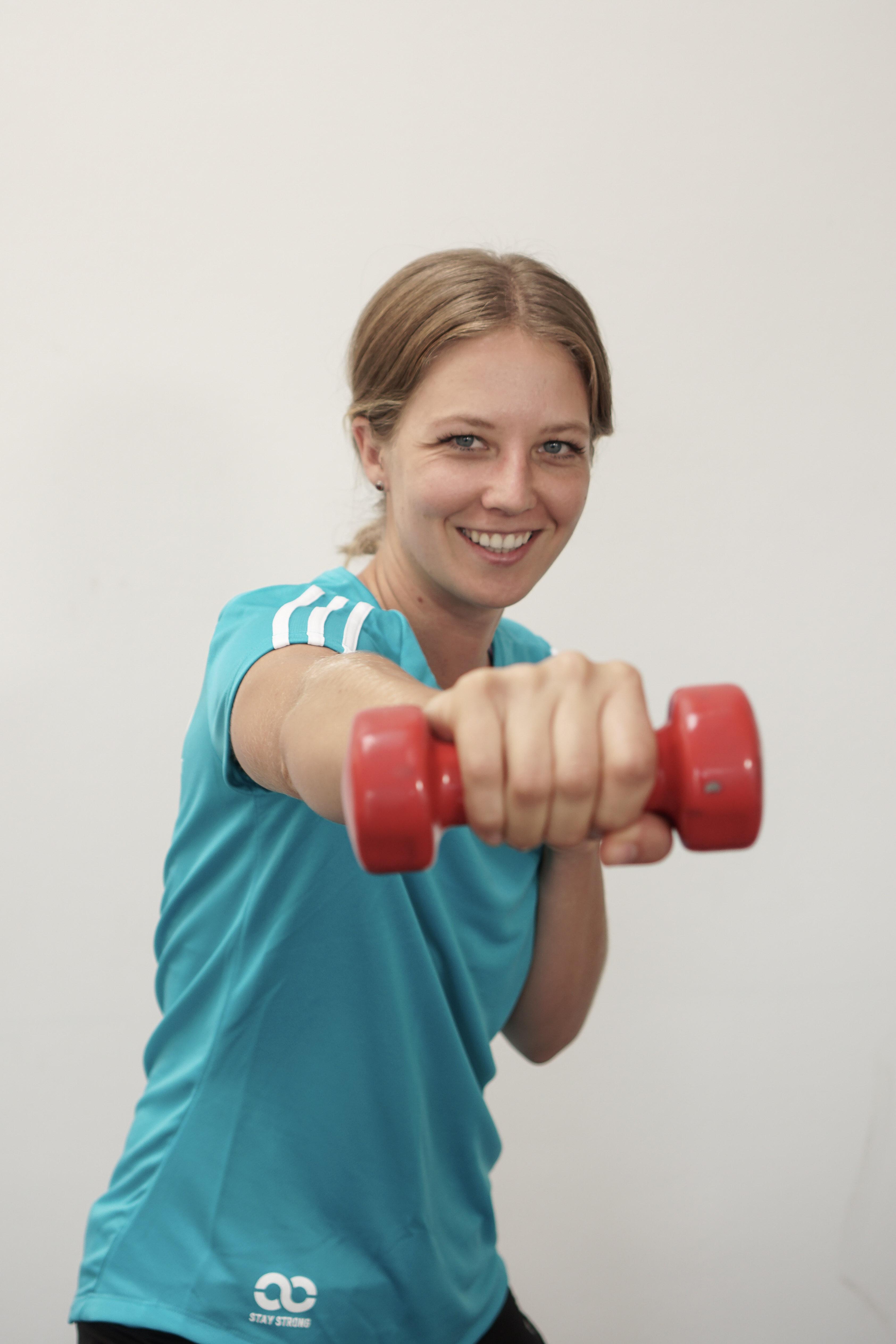 Fitness Coaching Franziska Leva