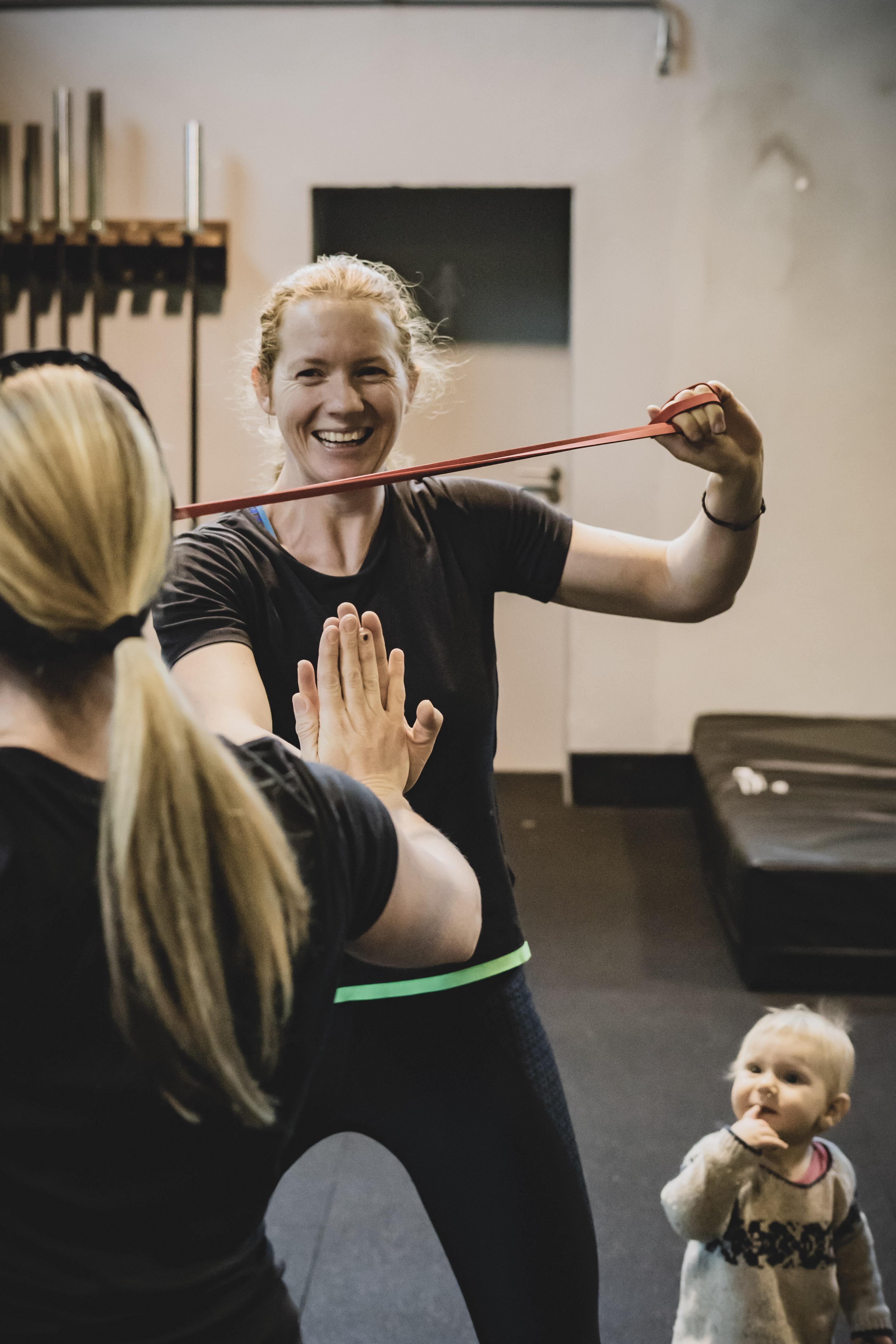 Fitness Training Judith Hesse