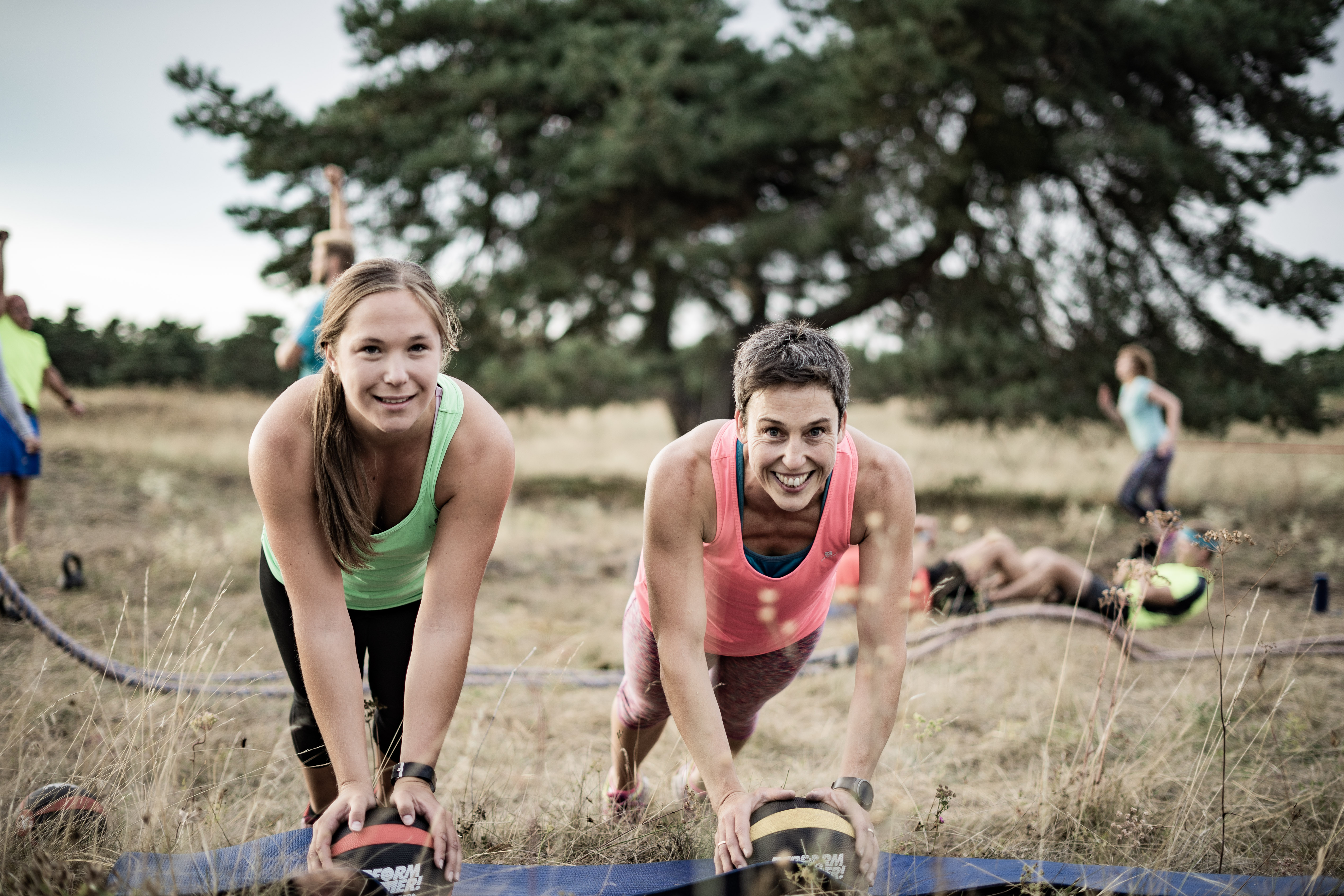 Outdoor Bootcamp Halle