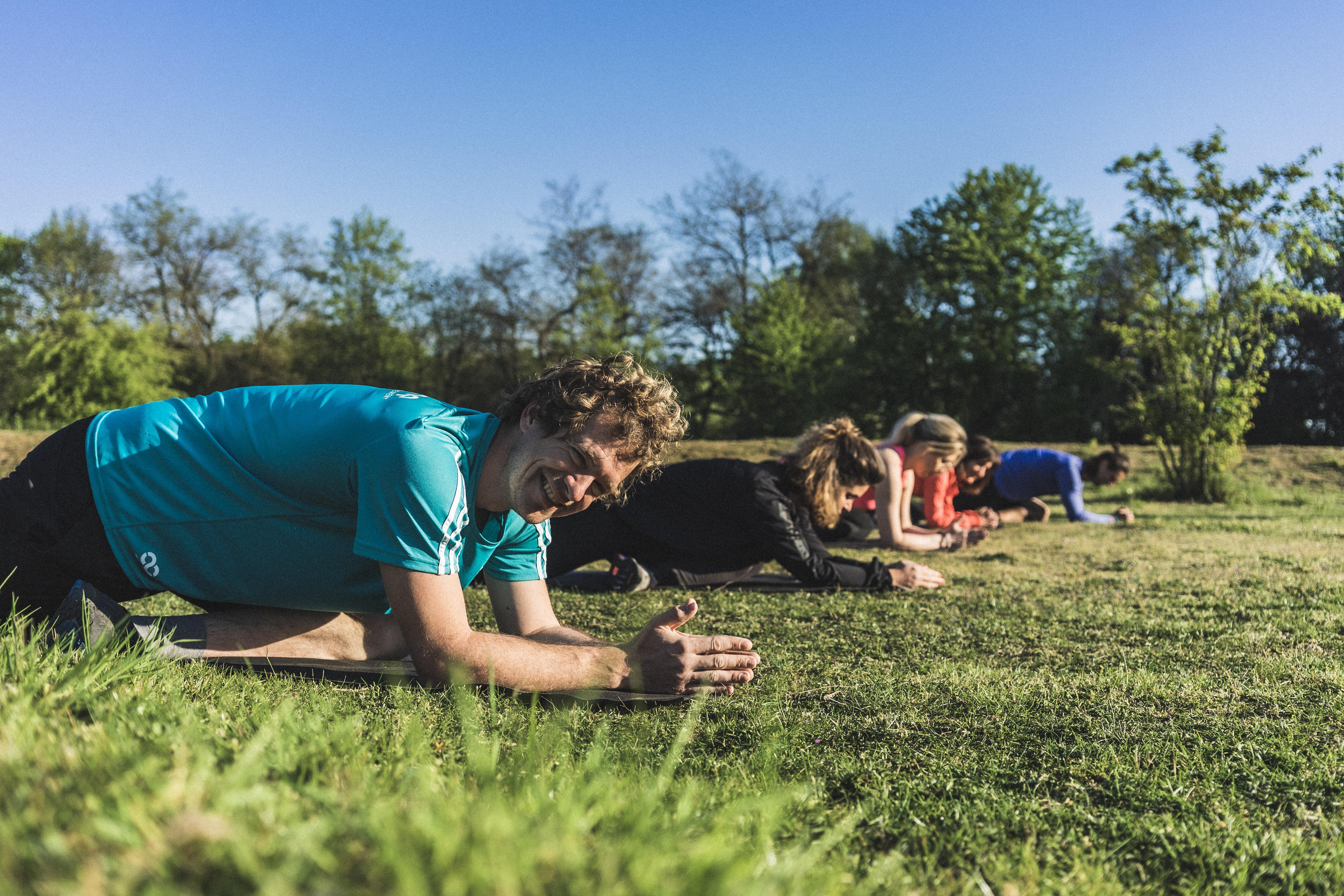 outdoor gym kempten