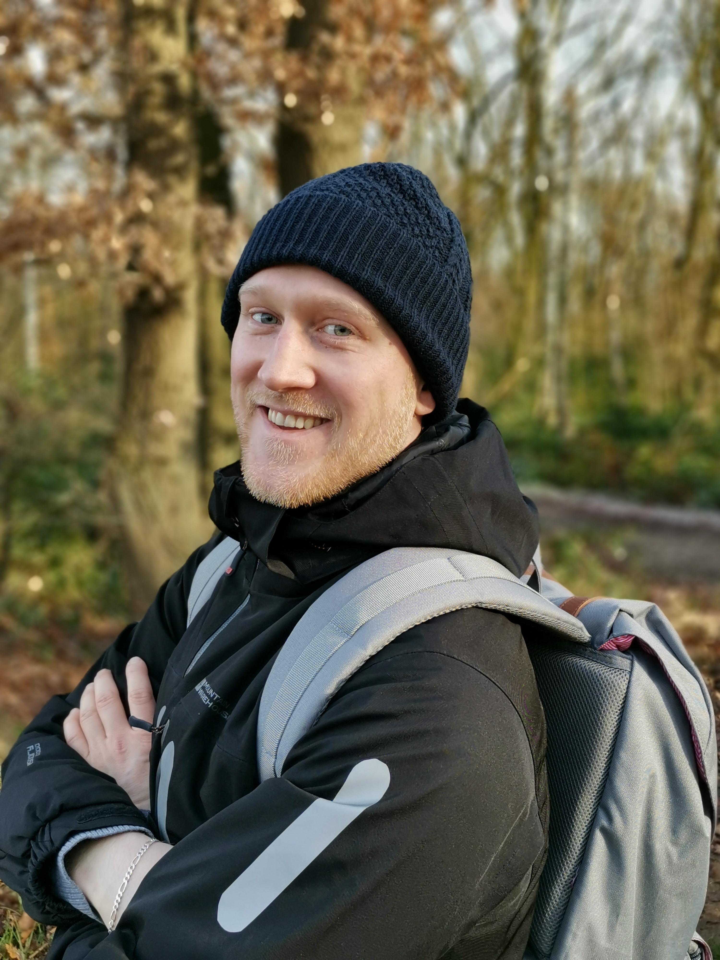 Personal Trainer Anton Deisel