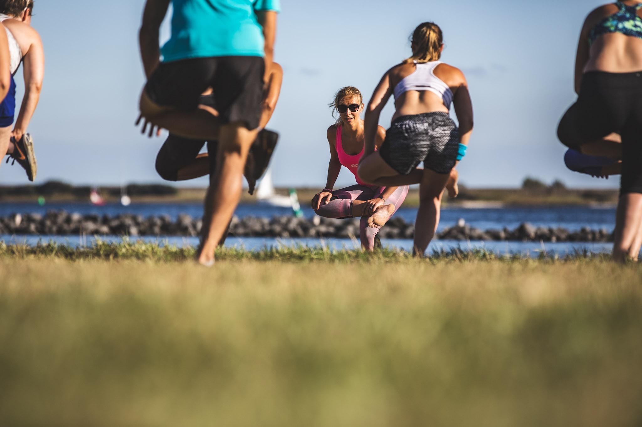 Fitnesssurlaub am Meer