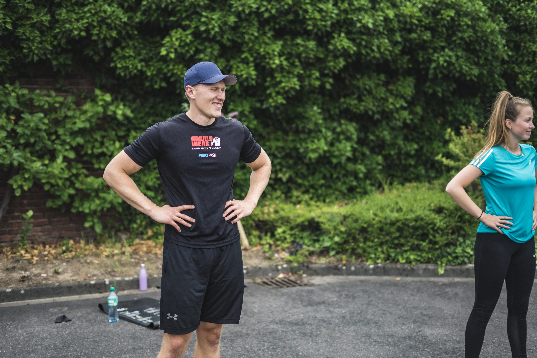 Personal Trainer Tom Klöpper Köln Ehrenfeld