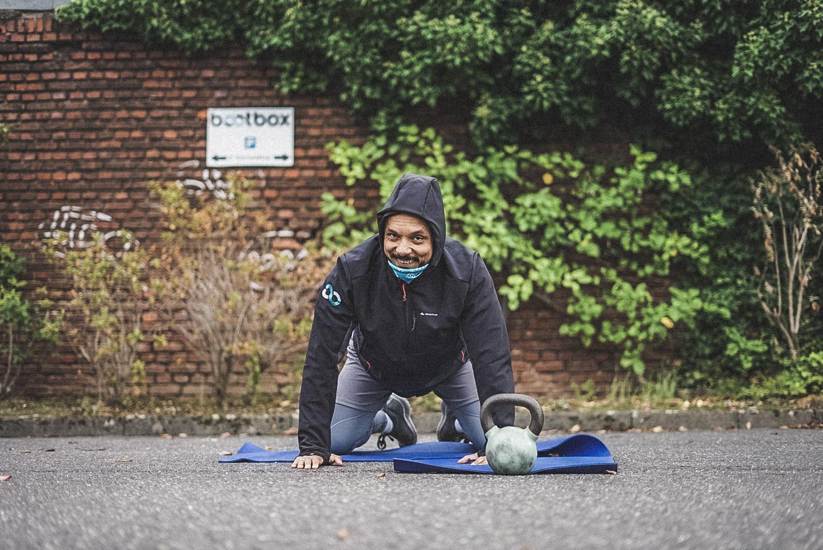 Fitness Training Leizig Walid Mahmoud