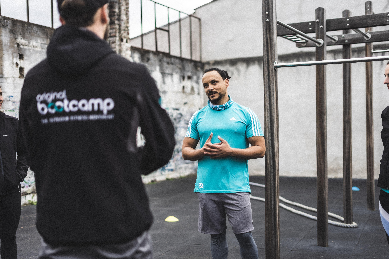 Outdoor Trainer Leizig Walid Mahmoud