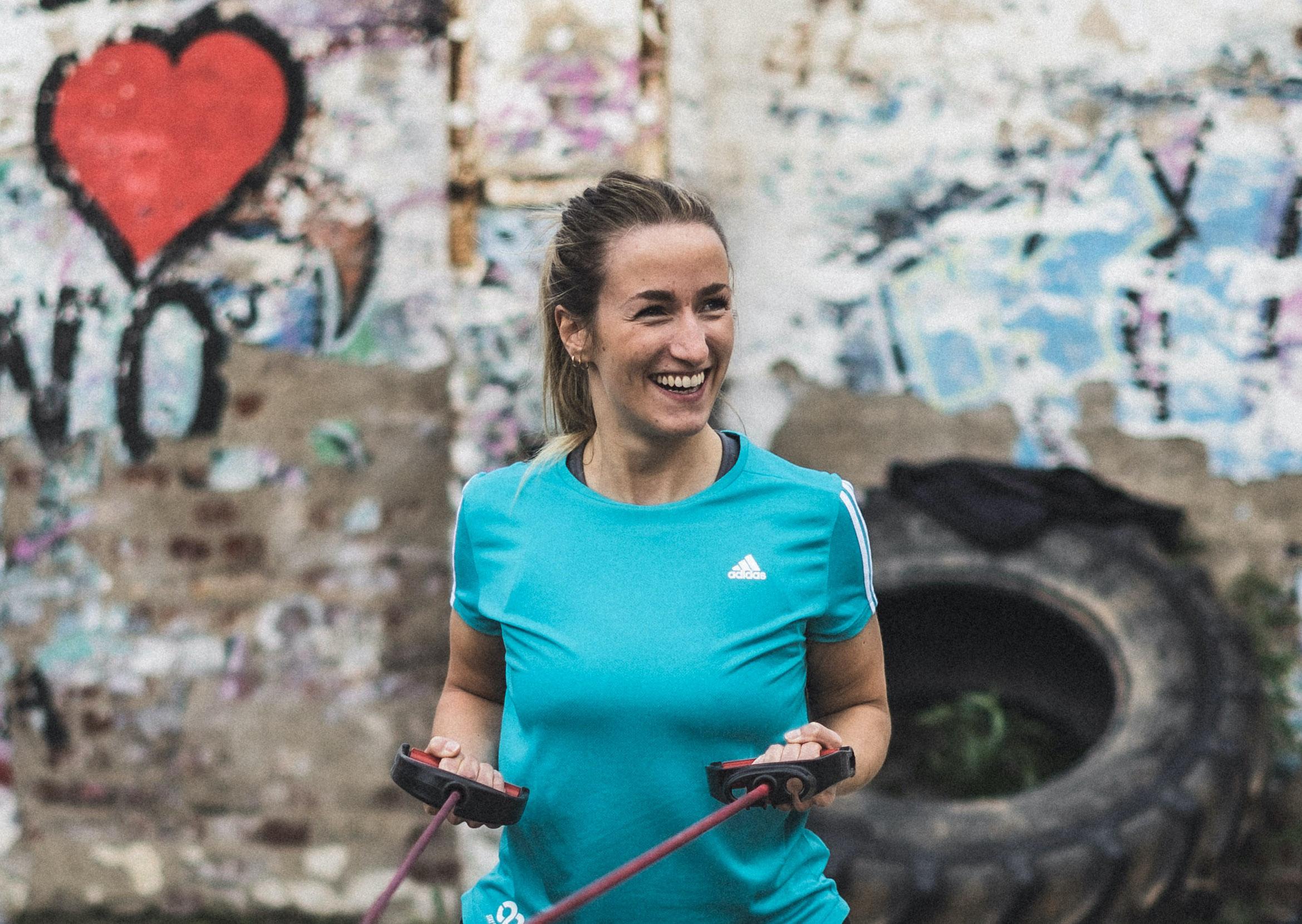 Bootcamp Köln Trainer - Elena Schlegel