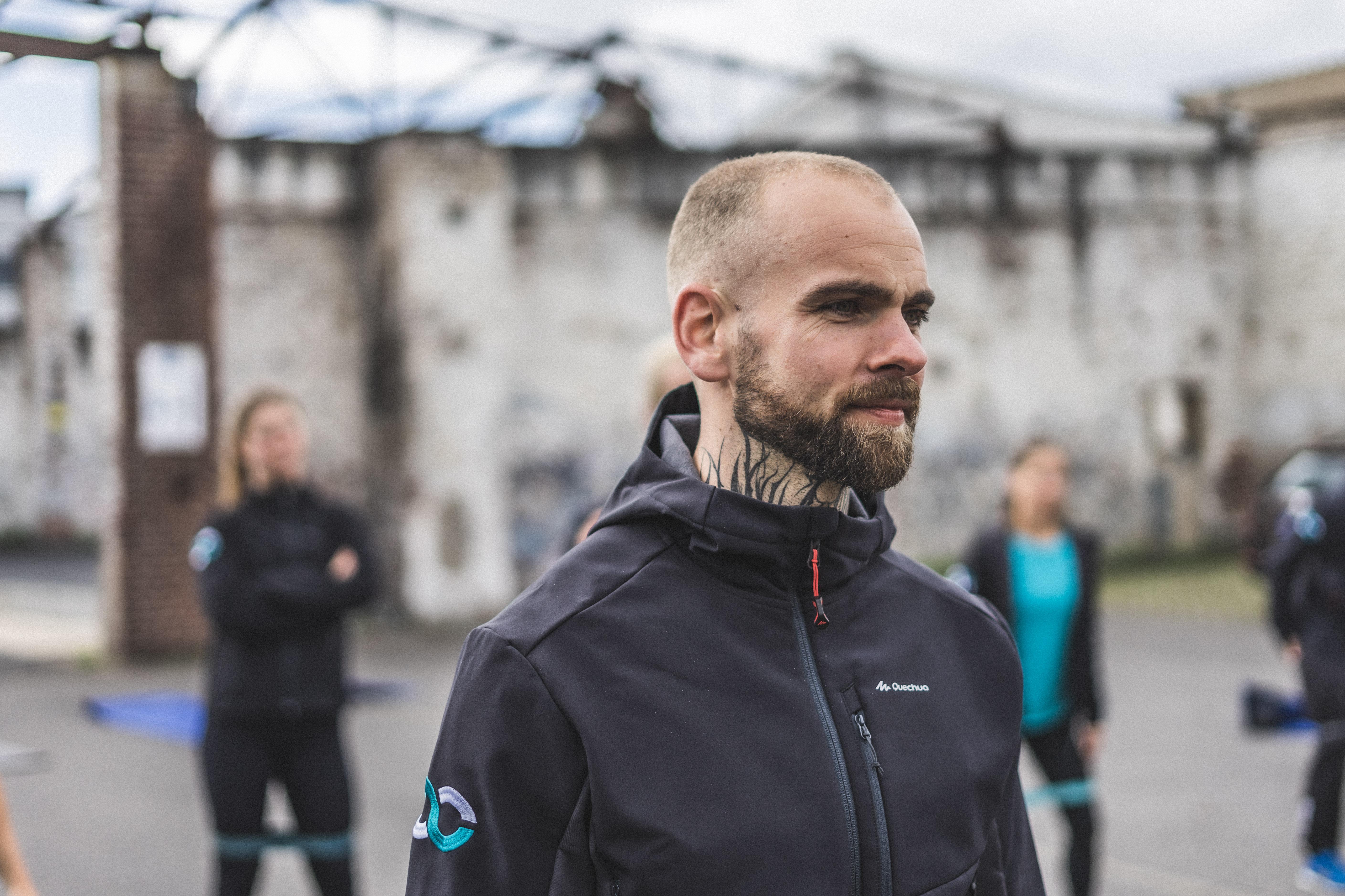 Fitness Trainer Potsdam Stefan Schuricht