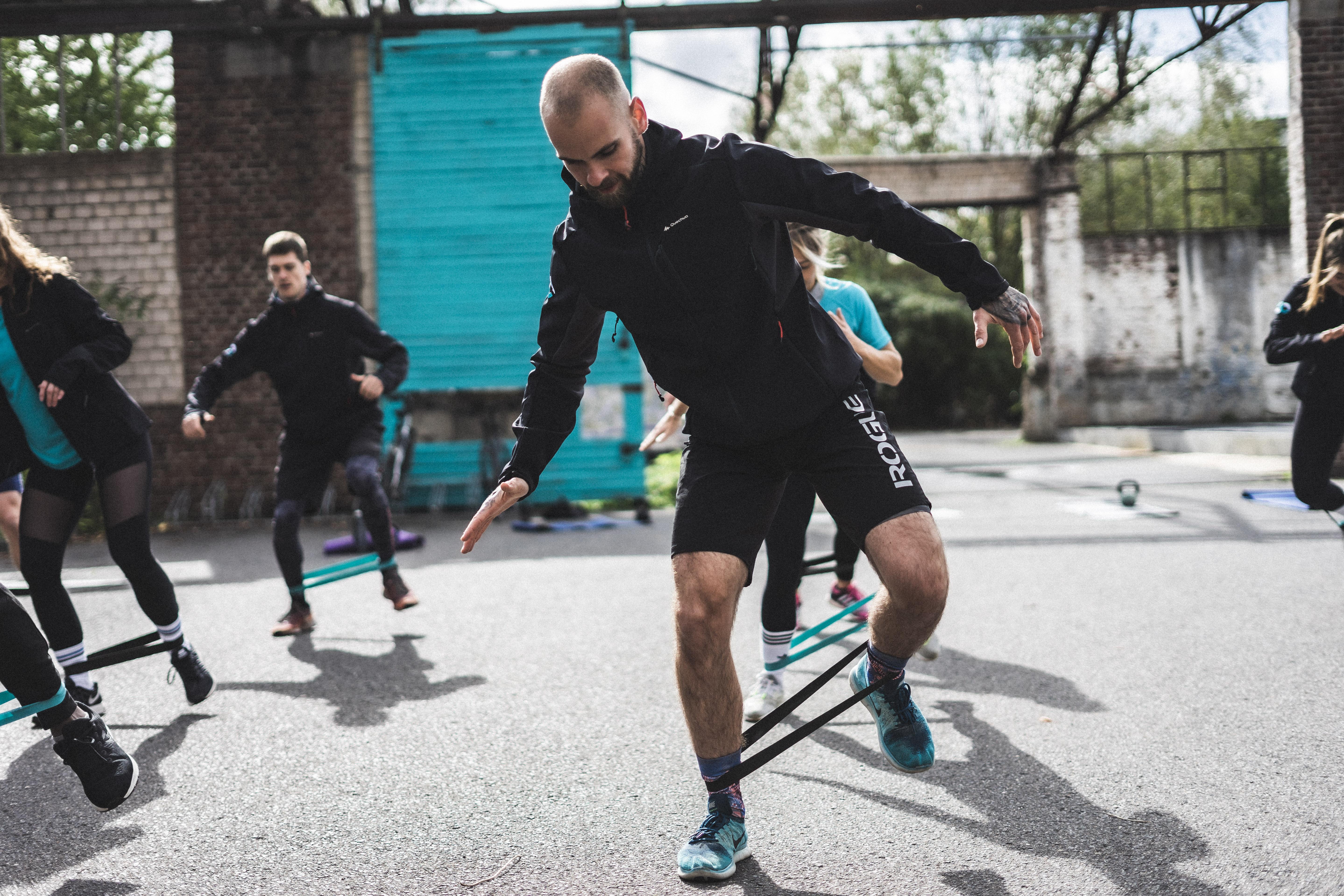 Outdoor Trainer Potsdam Stefan Schuricht