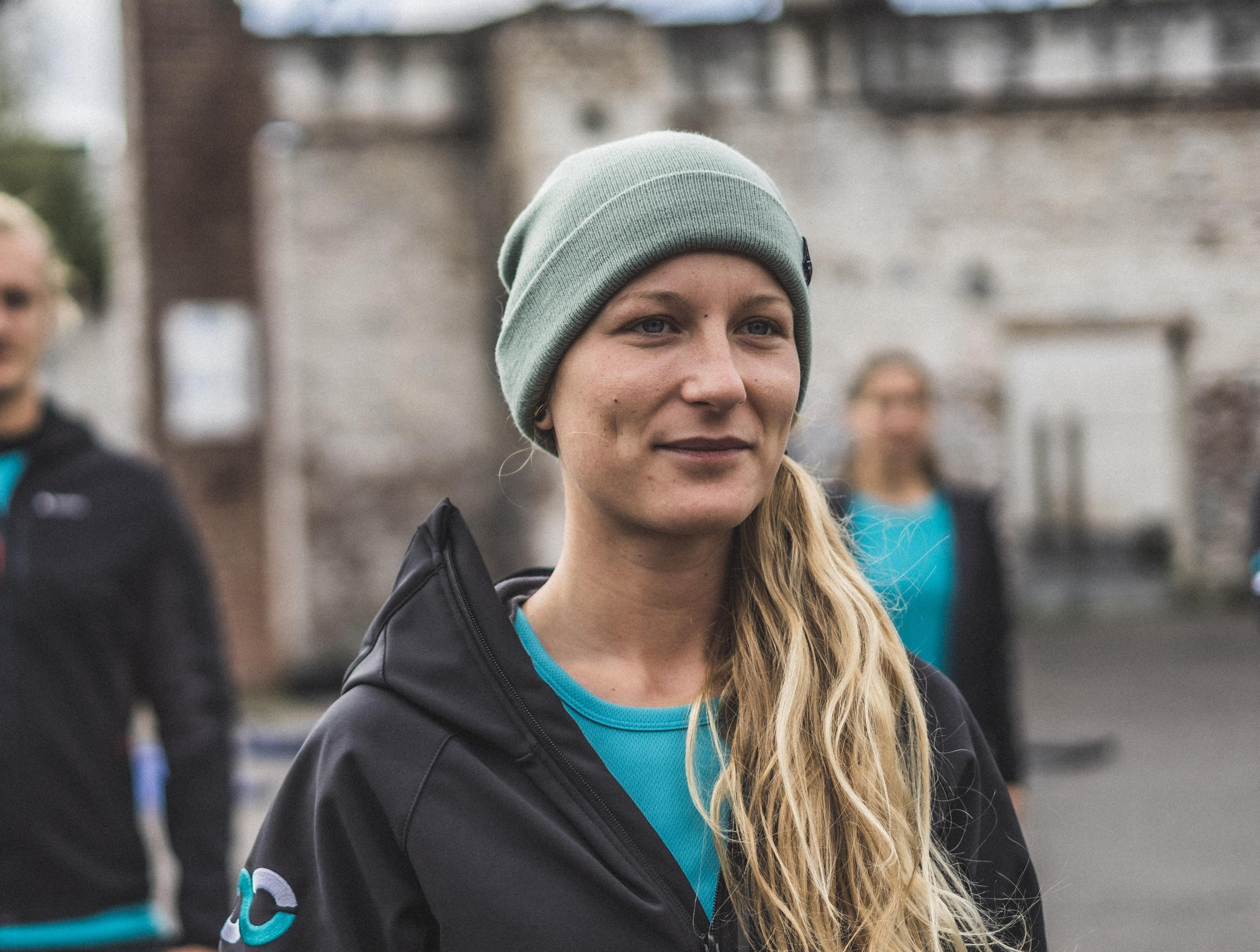 Bootcamp München Trainer - Franziska Breddermann