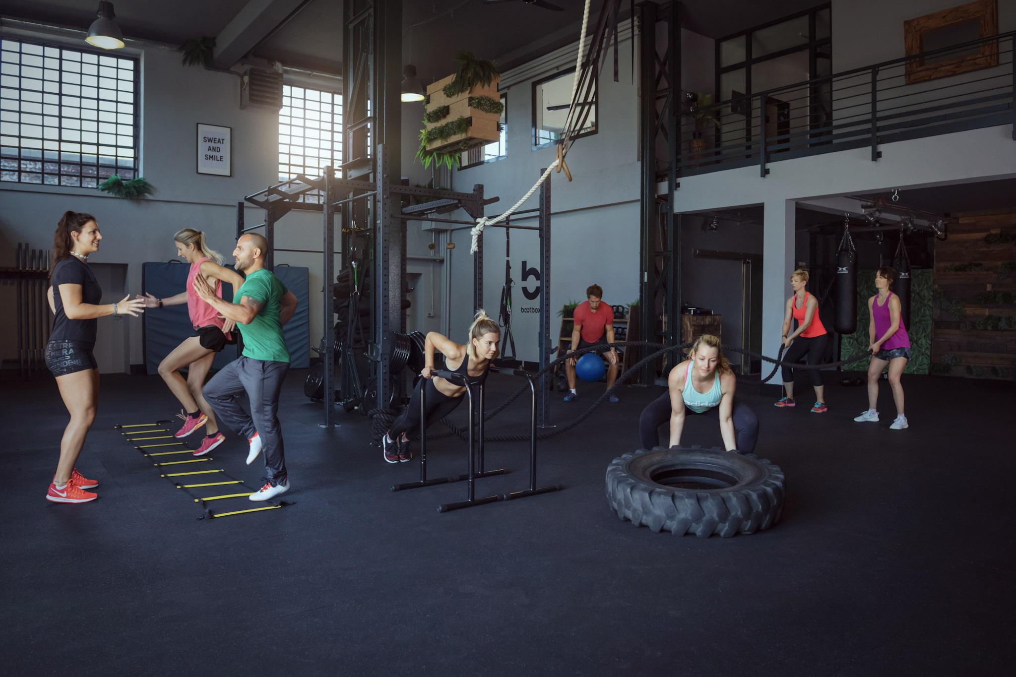 Fitnesstudio Ehrenfeld Köln Judith Melcher Personal Training