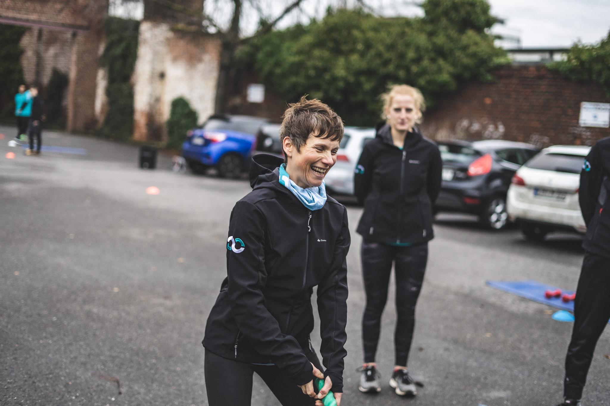 Personal Trainerin Carola Schulz Bootbox Köln Ehrenfeld