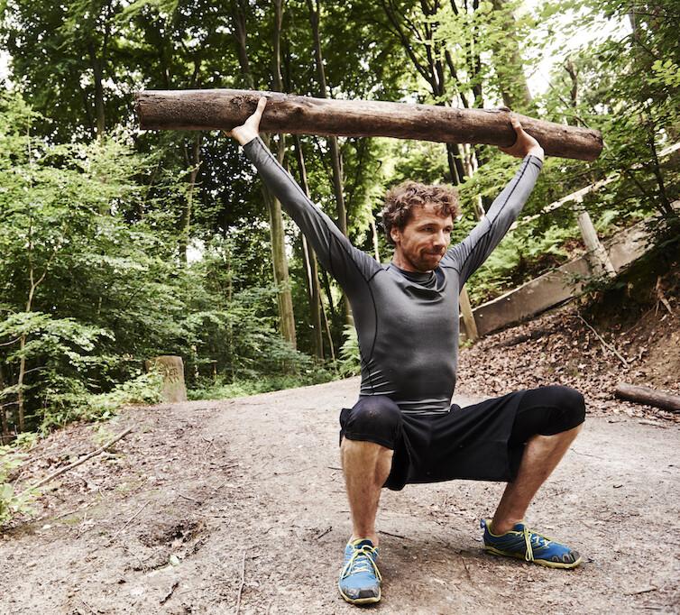 Fitnesstrainer Daniel Reitemeyer