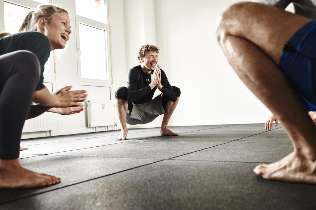 Personal Training beim Daniel Reitemeyer in Düsseldorf