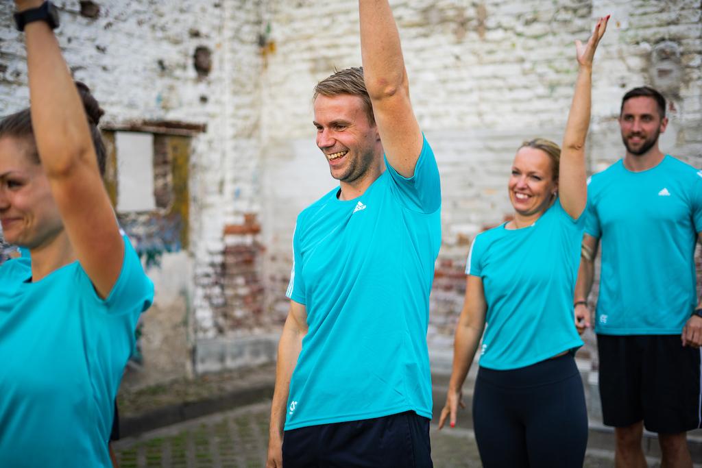 Fitnesstrainer Tobias Steffen Aachen