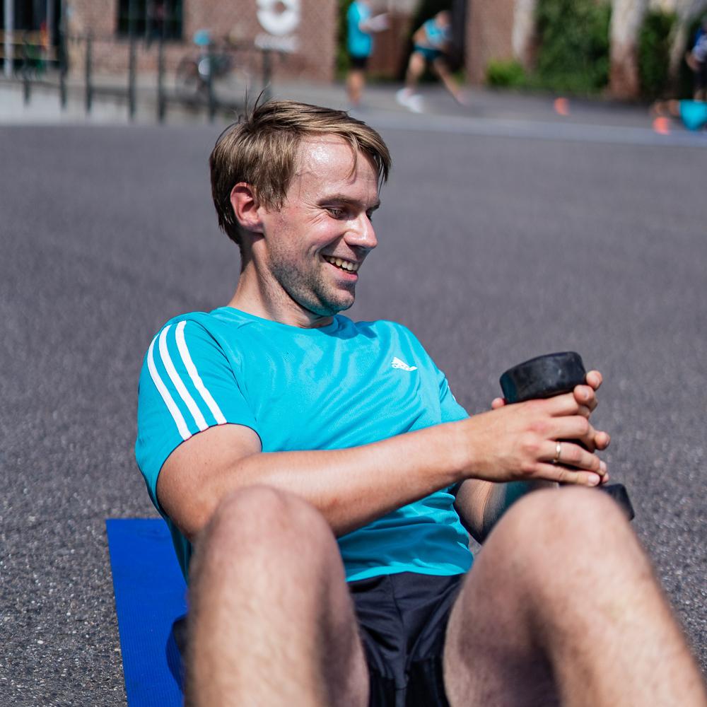 Personal Trainer Tobias Steffen Aachen
