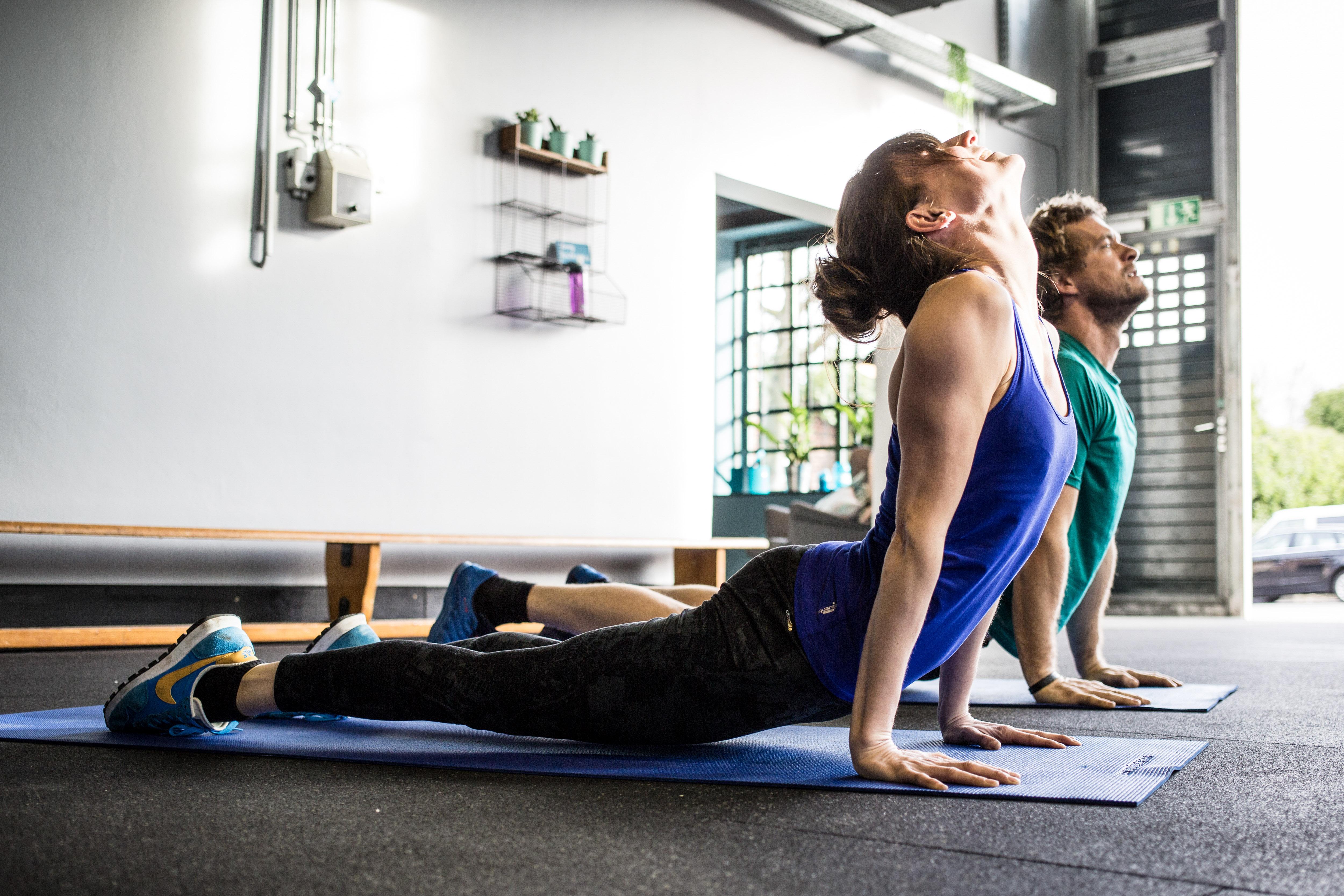 Personal Training Köln Yoga