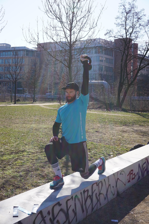 Personal Trainer Frederik Kniess Schweinfurt