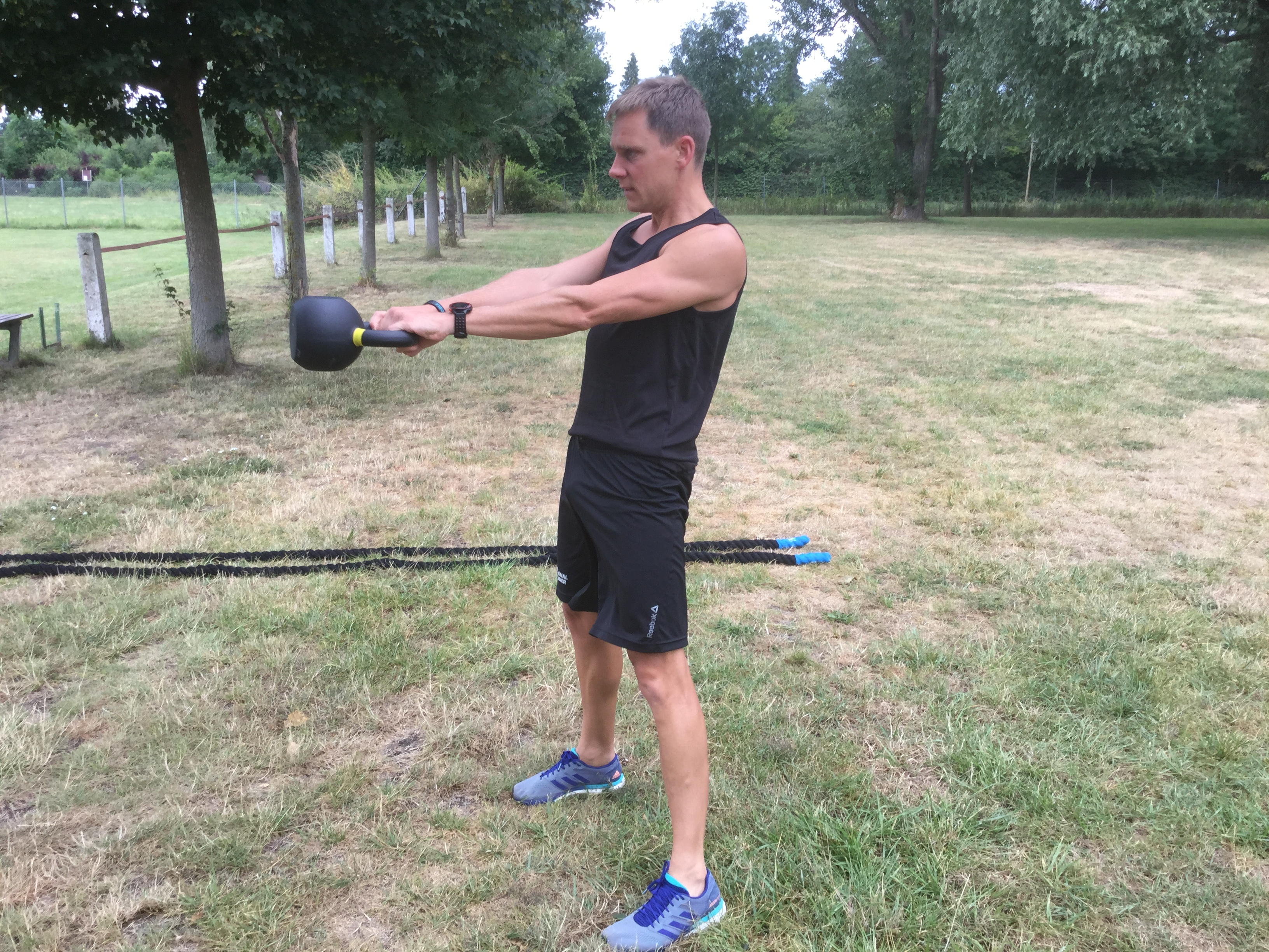 Fitness Training Hannover Patrick Heide